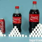 ダイエット中の方必見!食べ物にはたくさんの砂糖が含まれています