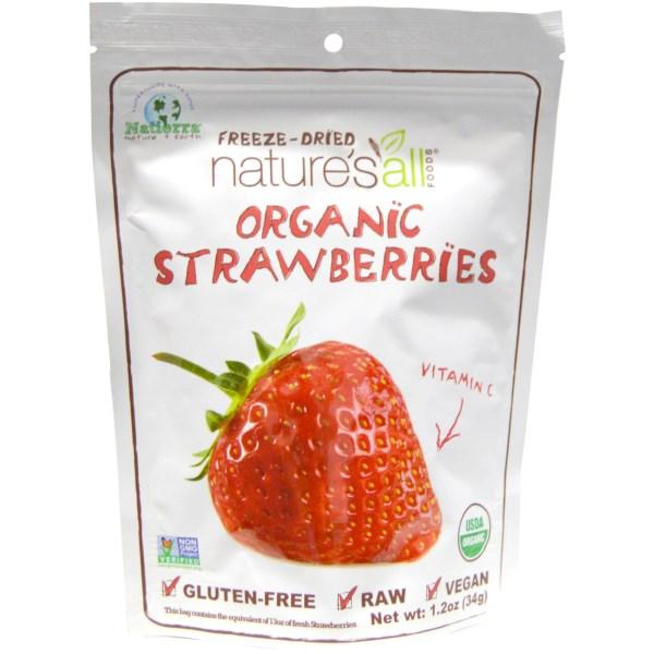 organic-strawberry