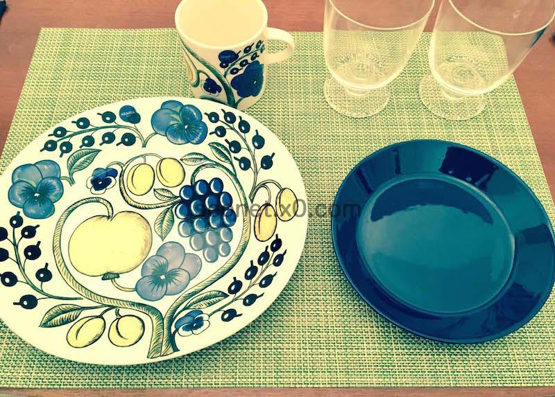 【欧米食器】イッタラとアラビアのオシャレな食器が届きました!