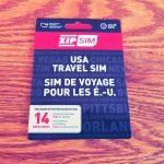 アメリカ(ハワイ)短期滞在で通話&データ通信に便利なZIP SIMを使ったぞ