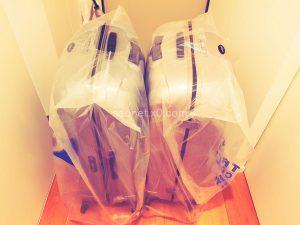 スーツケースのレンタルでおすすめはDMM!安いし種類も豊富でしたよ!